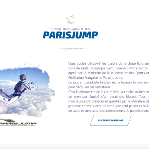 Le module Parisjump